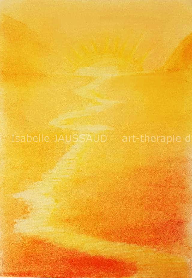 La création artistique en art-thérapie