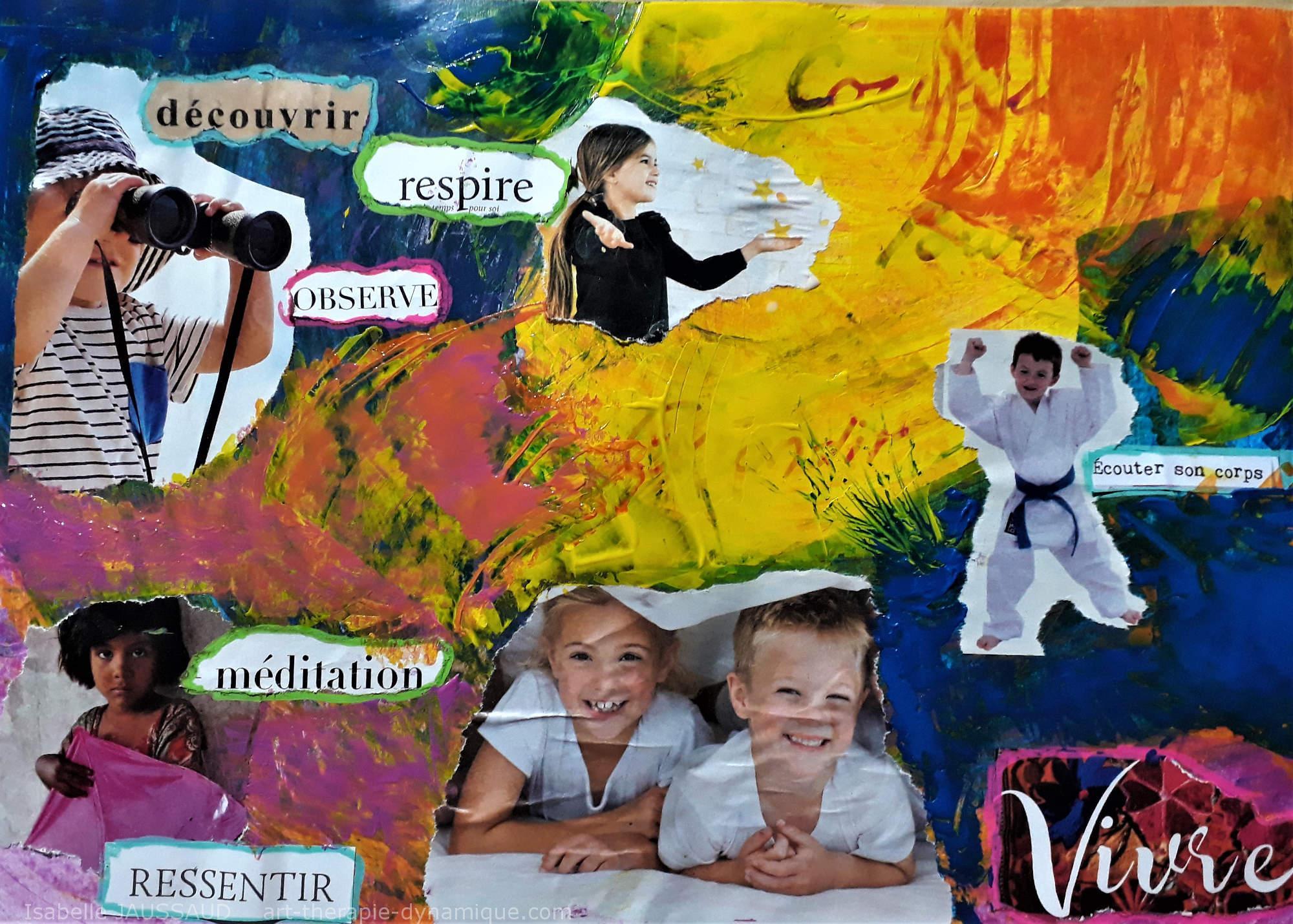 DES COULEURS POUR GRANDIR ! Ateliers pour enfants